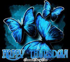 Happy Thursday! days of the week thursday thursday greeting thursday quote good morning thursday animated thursday