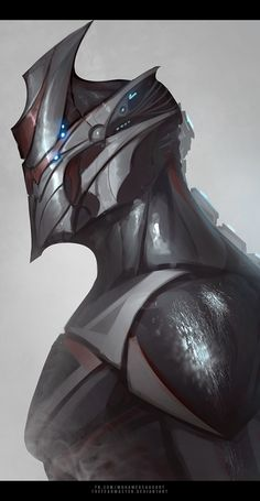 i painted another Excalibur, hope you like it : Warframe