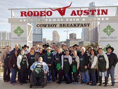 Thanks to our volunteer team for Cowboy Breakfast 2014! #cowboybreakfast