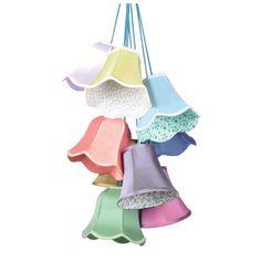 Model: Granny hanglamp - Ontwerper/merk: Zuiver - Herkomst: Nederland - Materiaal: Stof - Prijs: € 189,-