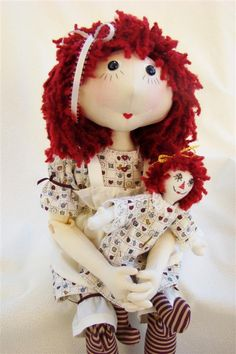 Sally Ann Doll Pattern Designed By Terese Cato