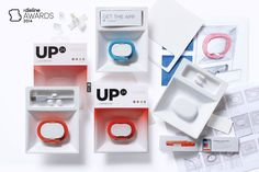 The Dieline Awards 2014: Technology, Media, & Self Promotional, 3rd Place – UP24 — The Dieline - Branding & Packaging