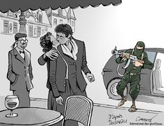 Cartoon: Chappatte on the Attacks in Paris - The New York Times