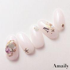 soft summer nail