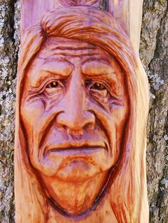 indian wood carvings | Native American Indian Archive Gallery