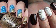 Shell Nails!