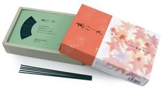 Kyoto Autumn Leaves (Kyo-nishiki) - Shoyeido Japanese Incense - Box of 450 Sticks SHOYEIDO http://smile.amazon.com/dp/B002H0S9AO/ref=cm_sw_r_pi_dp_jwxgub1Z6S9EC