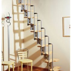 Another cool/industrial staircase