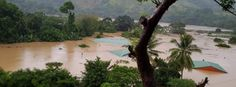 Heavy flooding leaves more than 500 000 people without drinking water, Costa Rica
