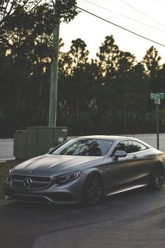 "themanliness: ""Mercedes S- Class Coupe 