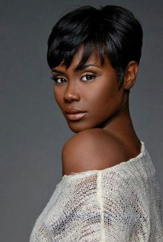 black stars with short hair cuts for 2014 | Photos of the Newest Black Short Hairstyles 2014