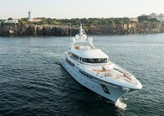 Superyacht Nassima available for charter in the South of France - New for Charter - SuperyachtTimes.com