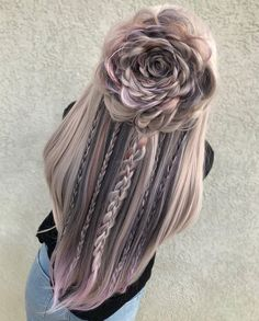 We've gathered our favorite ideas for 10 Amazing Braided Hairstyles For Long Hair 2019 Women, Explore our list of popular images of 10 Amazing Braided Hairstyles For Long Hair 2019 Women in cool braid hairstyles for long hair. Long Braided Hairstyles, Box Braids Hairstyles, Hairstyles Haircuts, Elegant Hairstyles, Hairstyle Ideas, Amazing Hairstyles, Long Haircuts, Pretty Hairstyles, Medium Long Hair
