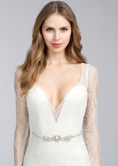 Bridal Gowns and Wedding Dresses by JLM Couture - Style 8661