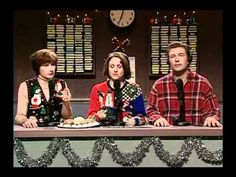 Schweddy Balls, the all time best SNL holiday sketch
