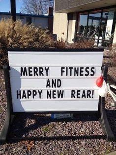 Merry Fitmas!
