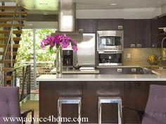 Modern kitchen small space