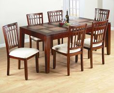 Raihan Furniture (The art of furnitures Make your Furniture Fullfill with ART): meja  makan