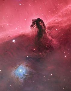 Espacio profundo por Bill Snyder: Ganador La nebulosa Cabeza de caballo