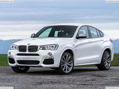 BMW X4 M40i (2016) https://www.bmwusa.com