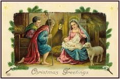 Little Birdie Blessings : The Night Before Christmas - by Donna H. Munro ~ Twas the night before Christmas, And out on the road The donkey was carrying a very special load.  To pay taxes, Joseph and Mary were Bethlehem bound, 'Neath the moon and stars and quiet night sounds. [...]