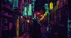 東京がまるで異世界に 謎の写真家はカナダ在住の25歳. Liam Wong.