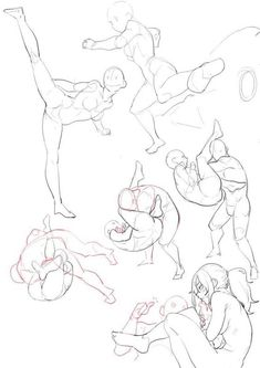 Anatomy Drawing Reference The right way to increase your expertise in drawing poses Action Pose Reference, Figure Drawing Reference, Art Reference Poses, Action Poses, Anatomy Reference, Hand Reference, Drawing Base, Manga Drawing, Anatomy Drawing