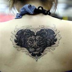 christian tattoos for women - Bing Images  Lion of Judah LOVE!!