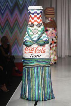 COCA-COLA ~ :: Coca-Cola Light Tribute To Fashion