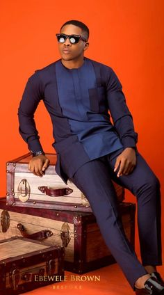 Latest Nigerian men traditional and native wears styles and designs for Naija men to rock. these are the best native senator styles for men African Wear Styles For Men, Ankara Styles For Men, African Shirts For Men, African Dresses Men, African Attire For Men, African Clothing For Men, African Men Style, Nigerian Men Fashion, African Men Fashion