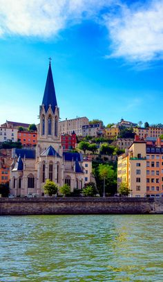 Great cityscape of Lyon, France | 17 Reasons why Magnifique France is the most Visited Country in the World