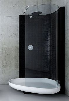 Shower by Glass Idromassaggio  GORGEOUS