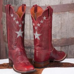 Rod's Exclusive Shining Star Boots By Lucchese- I wish these weren't so expensive