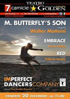 IMPERFECT DANCERS COMPANY Serata Giovani Coreografi / M.Butterfly's Son Roma-Teatro Golden 20 dicembre 2013 « weekendinpalcoscenico la danza palco e web   IL PORTALE DELLA DANZA ITALIANA   weekendinpalcoscenico.it
