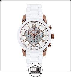 Mathieu Legrand Reloj con movimiento cuarzo suizo Man Blanco 38.0 mm  ✿ Relojes para mujer - (Lujo) ✿