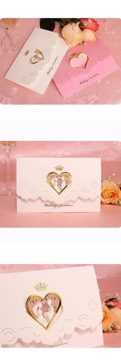 Matrimony Party's Invitation Universal Ceremony Wedding Invites Enclosure Cards… Invites, Party Invitations, Halloween Costumes 2014, Sparkly High Heels, Handbags On Sale, Pink Leather, Thank You Cards, Wedding Ceremony, Birth