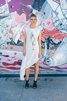 Fashion Girl Silk Long Dress