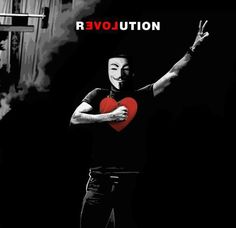 Anonymous ART of Revolution Joker, Anarchism, Guy Fawkes, Lisa S, Question Everything, Freedom Fighters, Album Photo, Atheism, Revolutionaries