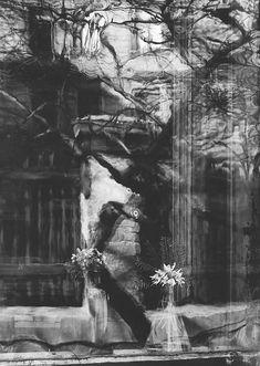 Josef Sudek, Window of my Studio, 1940