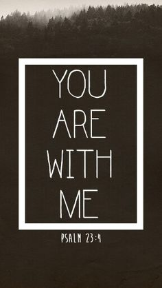 With me..