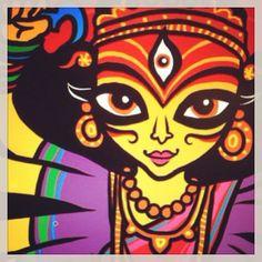 Durga Puja!