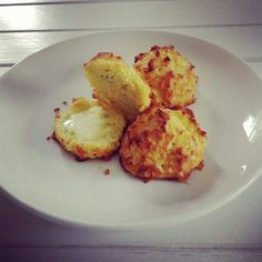 Banting cheese scones