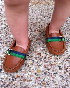 My little boy will have these.
