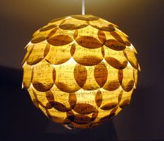 love and light paper lantern lampshade