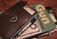 Midori Traveler's Notebook / Hero of the British Art Resistance