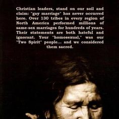 Before European Christians Forced Gender Roles, Native Americans Acknowledged 5 Genders
