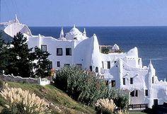 Casapueblo - Punta del este - Uruguay
