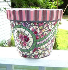 3rosepot | finished side | Carol Kent | Flickr