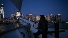 New York City, Jun 16: Harbor Lights Sail Aboard The Clipper City