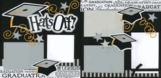 Love this easy layout - Graduation pictures,high school Graduation,Graduation party ideas,Graduation balloons School Scrapbook Layouts, 12x12 Scrapbook, Scrapbook Designs, Scrapbook Sketches, Scrapbooking Layouts, Graduation Balloons, Graduation Pictures, Graduation Cards, Graduation Invitations
